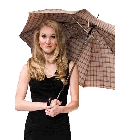 Paraguas Carbonsteel
