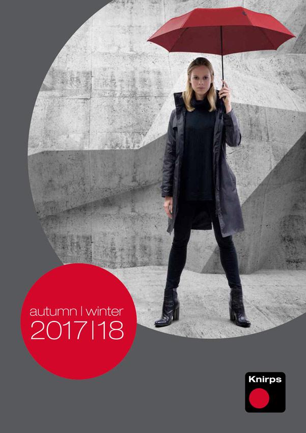 Nuevo catálogo Knirps invierno 2017