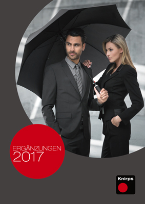 Nuevo catálogo Knirps 2017