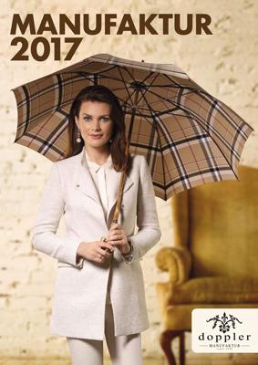 Catálogo paraguas artesanales Manufaktur