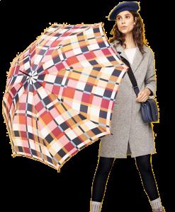 paraguas soliver juvenil antiviento