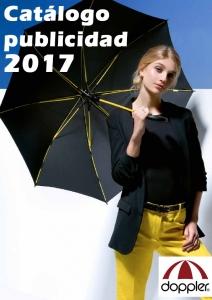 paraguas publicitarios nuevo catalogo 2017
