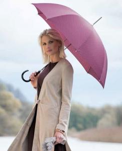paraguas carbonsteel con garantia nueva coleccion chic