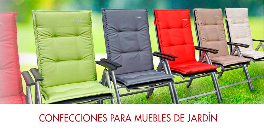 Confecciones para muebles de Jardín - Doppler