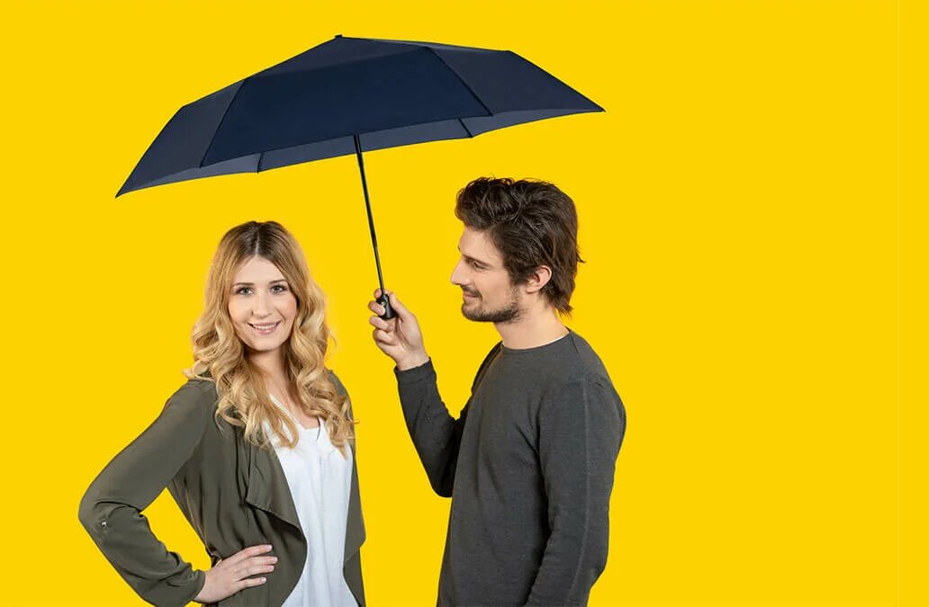 paraguas de moda colores