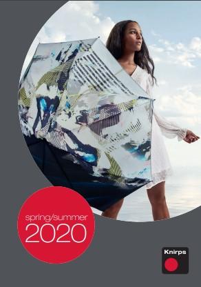 Catálogo knirps primavera verano 2020