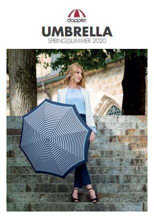 Catálogo de paraguas doppler
