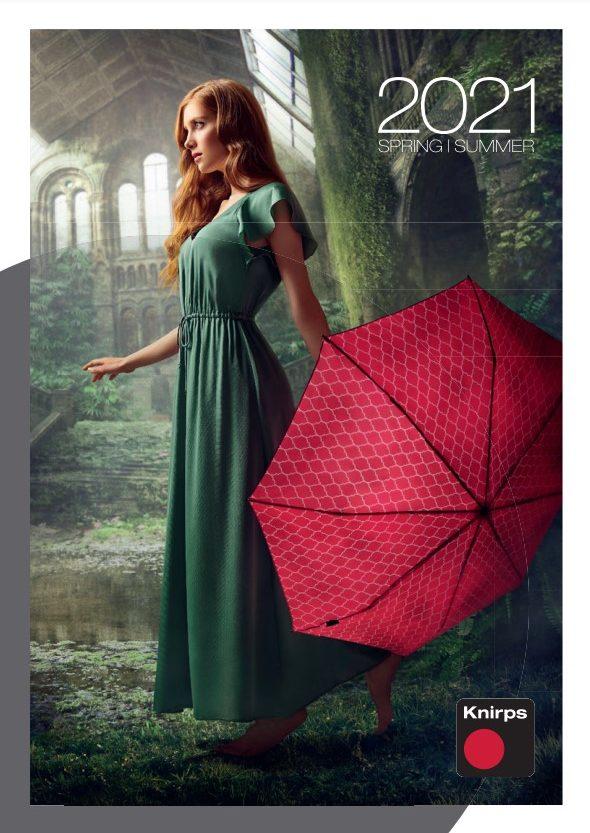 paraguas originales knirps