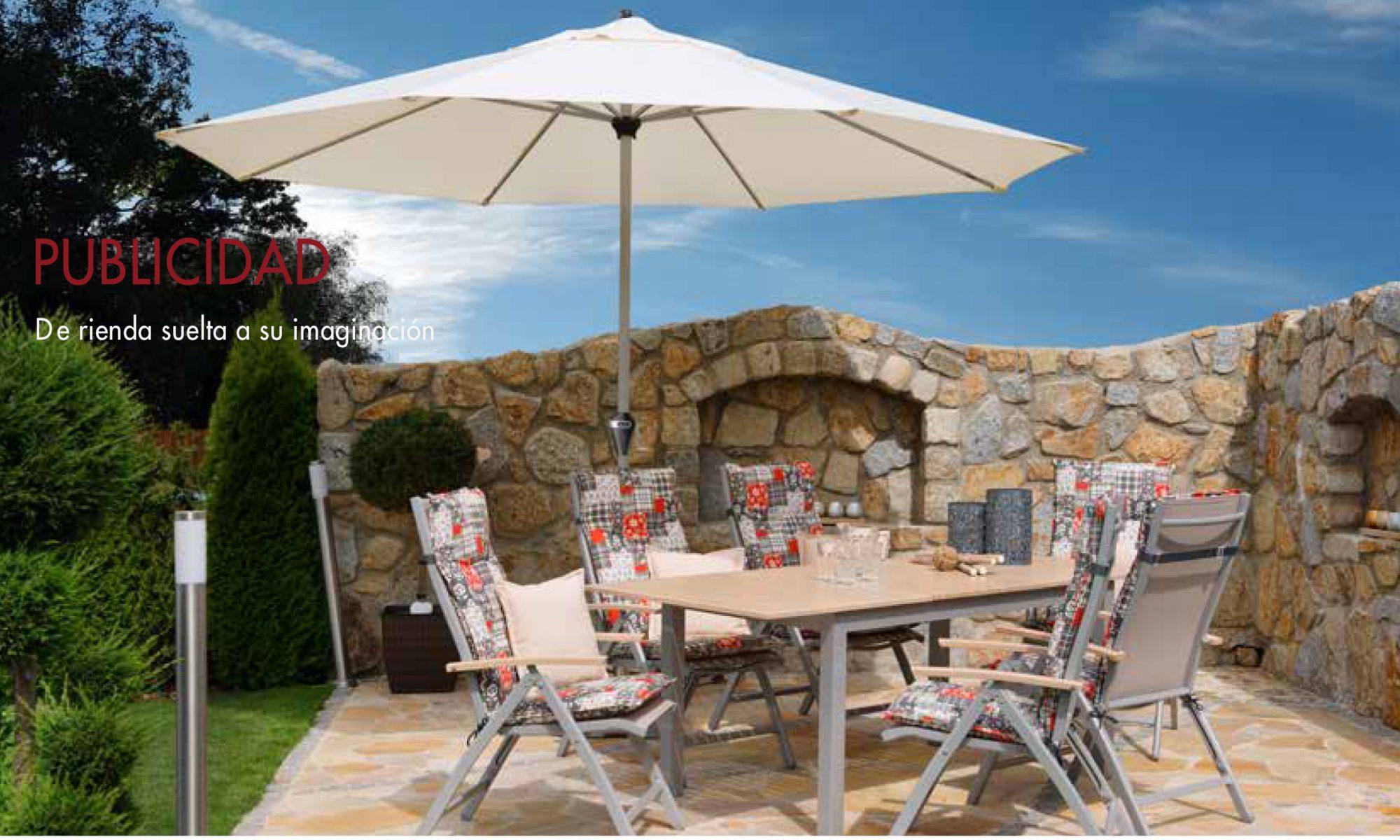 parasoles de publicidad - Paraguas Doppler